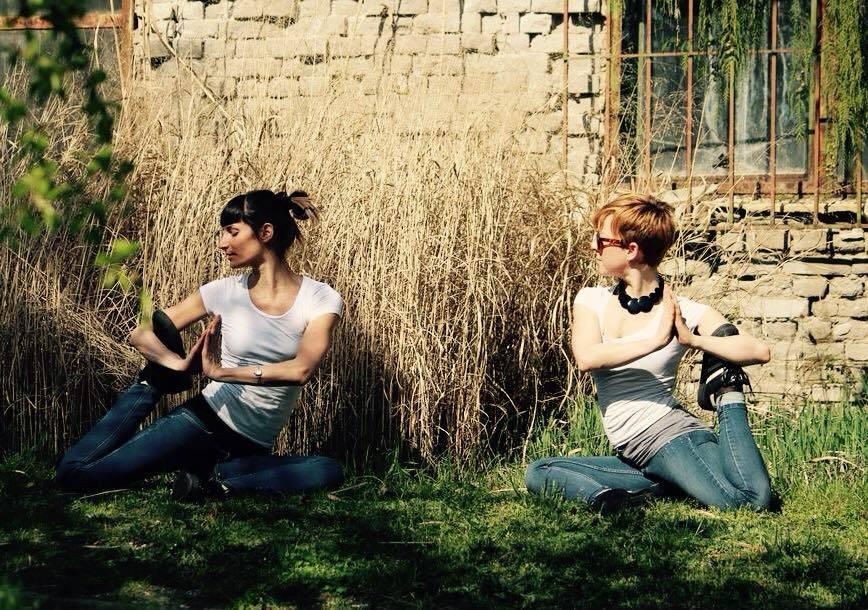 12 modulos női jóga tanfolyam