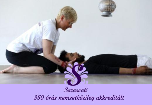 Ájurvédikus jógaterapeuta képzés