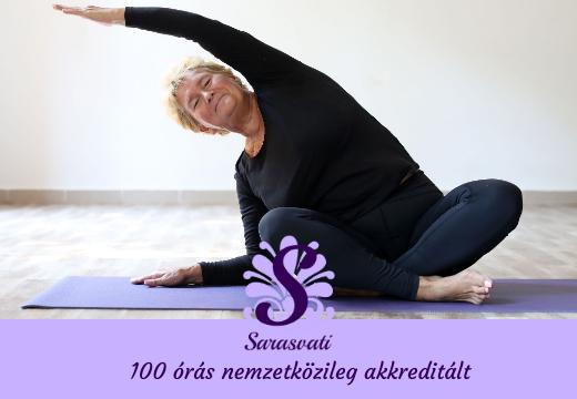 Senior jóga oktatóképzés