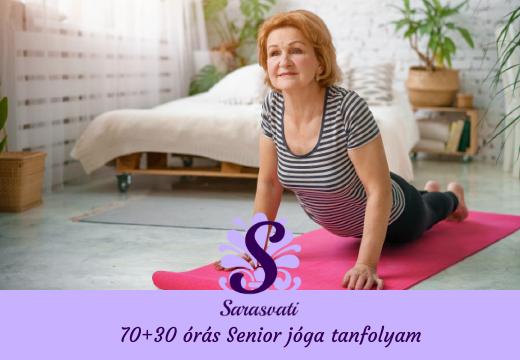 70 (+30) órás Senior Jóga tanfolyam
