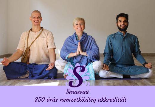 Tradícionális jóga oktatóképzés
