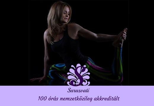 Yin jóga oktatóképzés